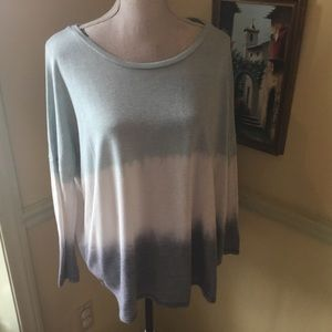 Promesa sweater w pastel color palette